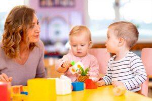 Choosing a nanny vs. day care